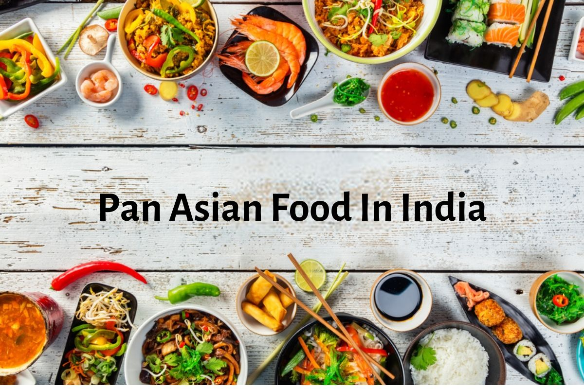Pan Asian Cuisine