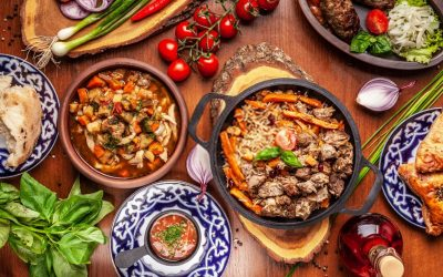 What makes Oriental cuisine appealing