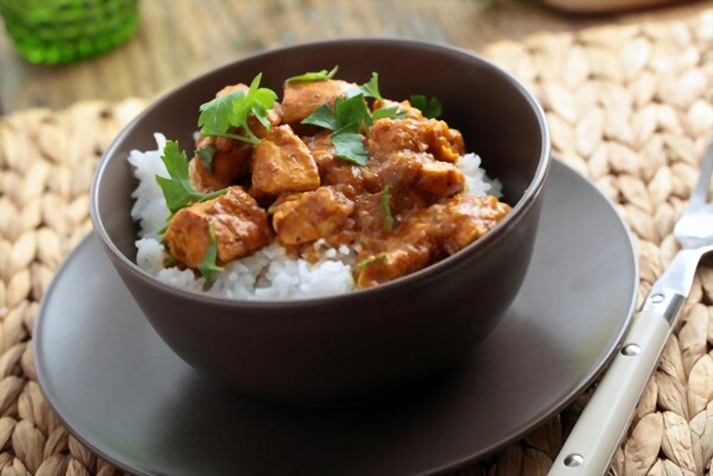 Malaysian Chicken curry recipe