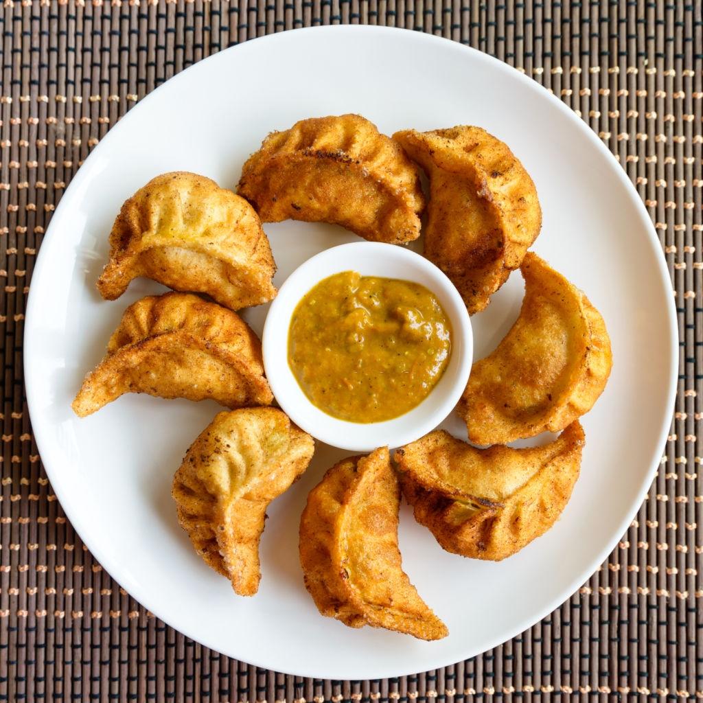 Fried Momos Recipe