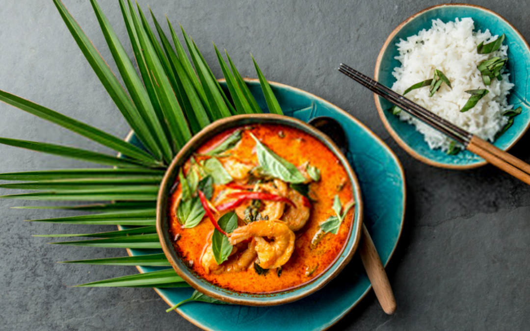 The Speciality & Types of Thai curries