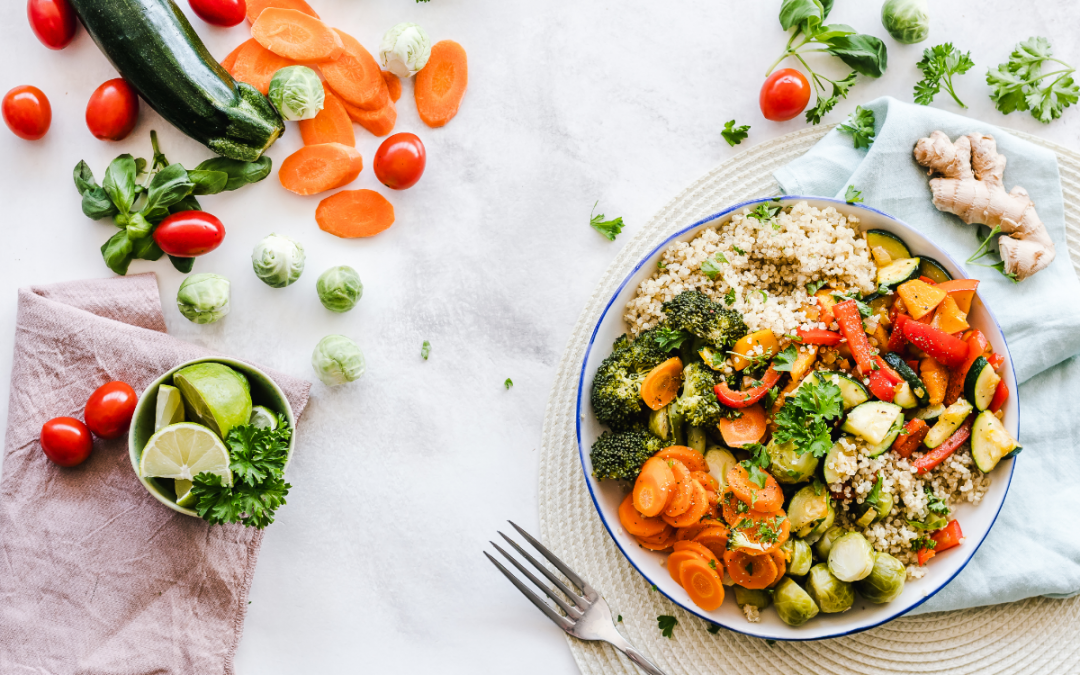Fresh Vegetable Salad Recipes for A Protein-Rich Meal