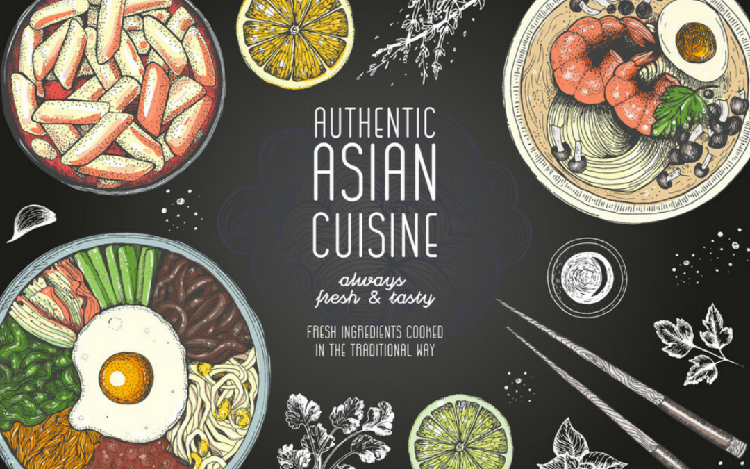 Guide To Different Types Of Asian Cuisine
