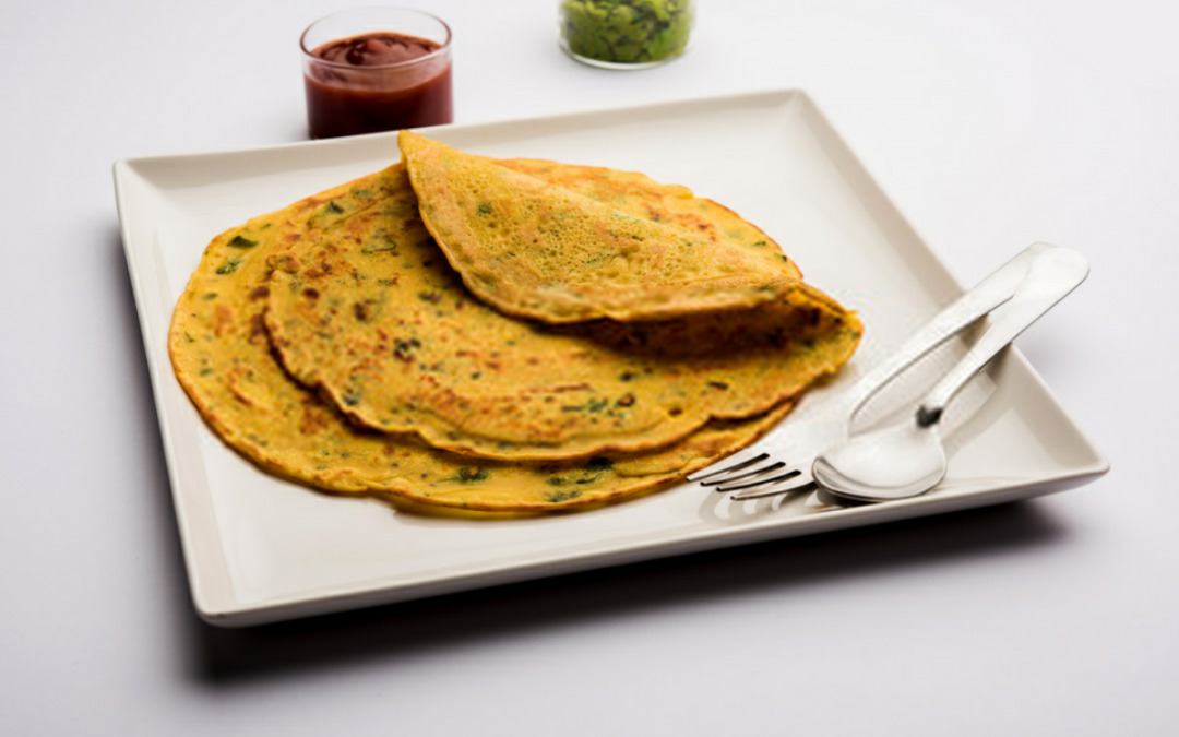 Delicious Besan Chilla Recipe For Breakfast
